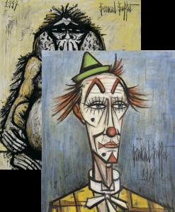 The Bernard Buffet's artwork specialist
